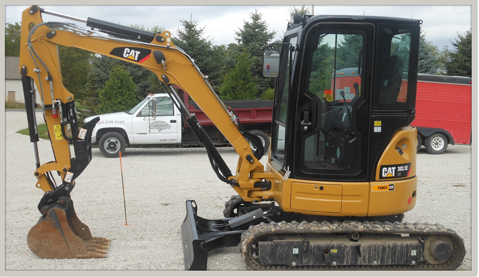 Excavating Services Wisconsin
