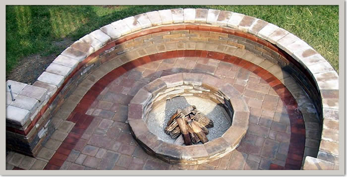 Firepits and Outdoor Fireplaces Wisconsin