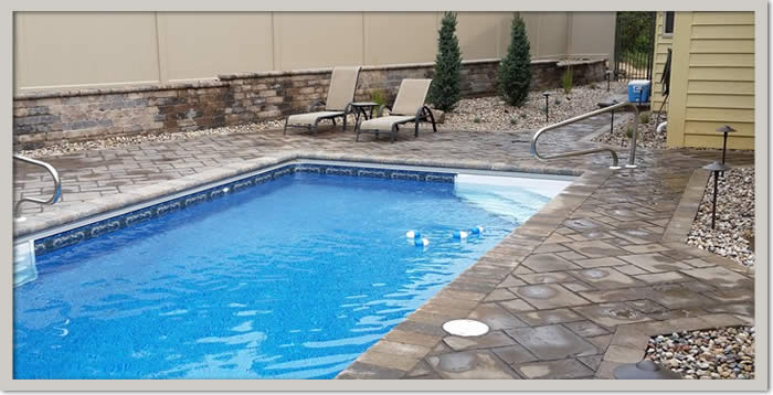 Pool Deck Installation/Patio Pavers Wisconsin